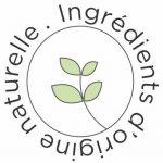 ingredients d'origine naturelle